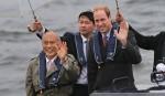 Принц Уильям отправился в свой первый визит в Китай