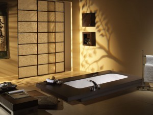 Принципы создания интерьера ванной в китайском стиле