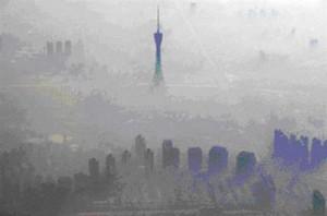 Проблема КНР – загрязнение воздуха