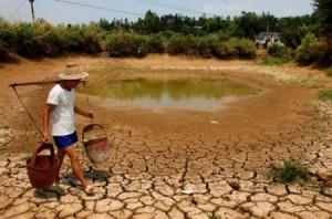 Проблема с питьевой водой в Китае