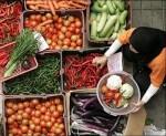 Продукты в Китае поднимаются в цене
