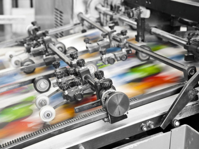 Процесс печати в Китае2