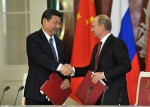 Встреча глав Китая и России намечена на начало сентября