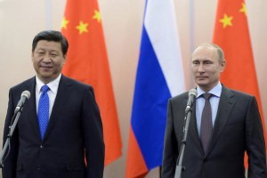 Путин прибыл в Шанхай