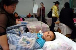 Работники детского сада в Китае отправили более сотни детей