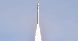 Ракета «Чанчжэн-11» будет впервые запущена с морской платформы