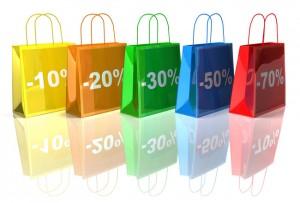 Распродажи и скидки в Китае