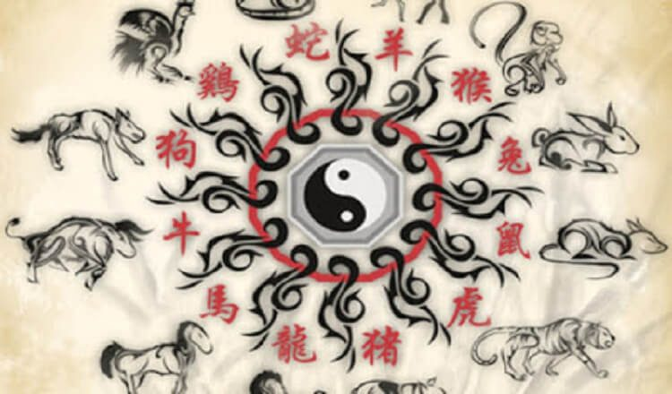 Разница между китайским и западным гороскопом2