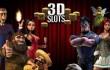 Разница между классическими игровыми автоматами и 3D слотами