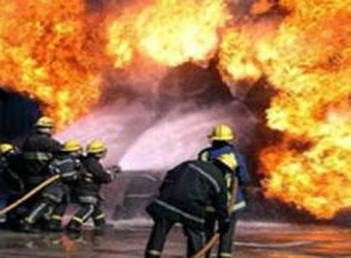 Разрушительный взрыв произошел в провинции Шаньдун