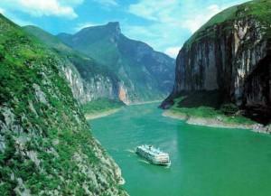 Речные круизы в Китае