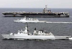 Рекомендации США касающиеся китайской зоны ПВО