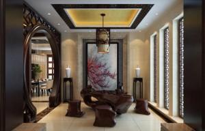 Ремонт в квартиры в китайском стиле2