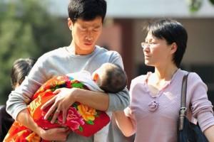 Родители и политика одного ребенка в КНР