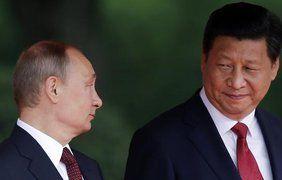 Россия готова отдать Китая 50% участия в нефтегазовых месторождениях