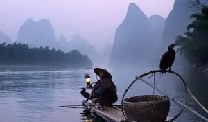 Рыбалка в Китае