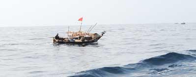 Рыболовное судно из Китая было задержано японцами за незаконный промысел в экономической зоне