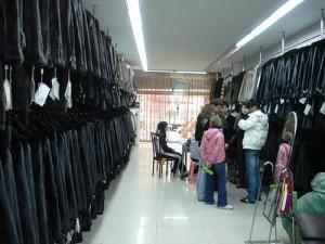 Рынок Ябаолу в Пекине2