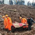 Шесть человек погибли и еще четверо пропали без вести в результате оползня в КНР