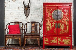 Шкафы в китайском стиле