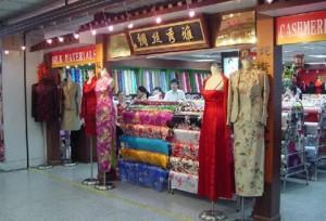 Шоппинг тур в Китай