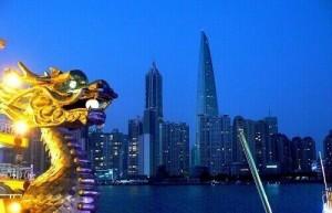 Самостоятельно в Китае жилье, сувениры