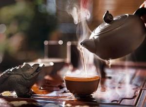 Самоварное чаепитие