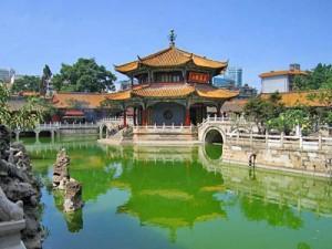 Самые примечательные места Китая