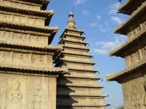 Самые большие исторические сооружения Китая