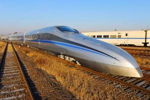 Самые быстрые поезда в мире - китайские