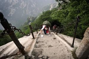 Самые интересные горные маршруты в Китае