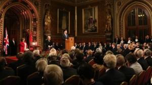 Си Цзиньпин произнес речь в английском парламенте