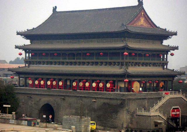 5 самых известных достопримечательностей древнего Сианя