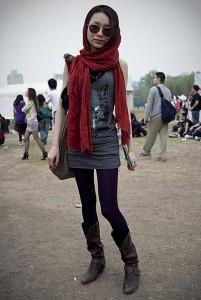 Современная мода Китая2