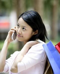 Современные китайские женщины