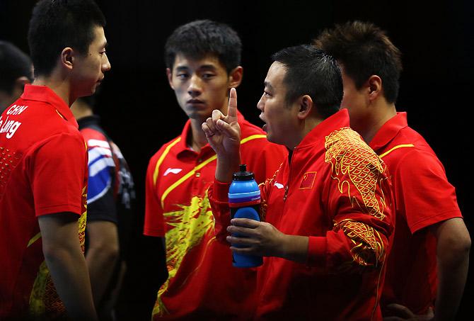 Спорт в Китае