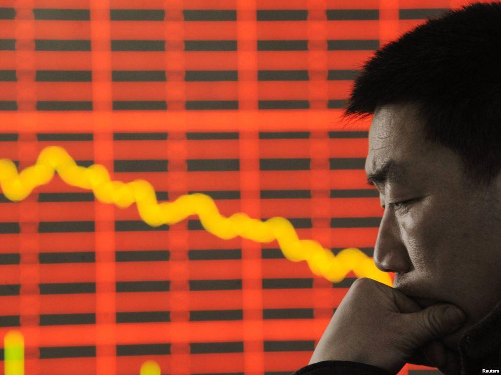 Спрос на китайскую продукцию обваливается
