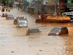 Статистика умалчивает количество пострадавших от наводнения в Китае