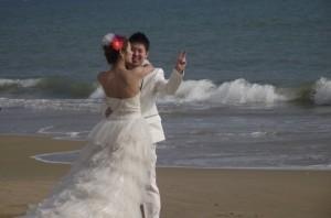Свадьба на острове Хайнань