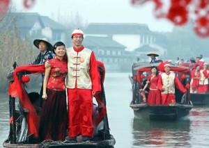 Свадьба в Китае