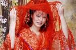 Свадебное платье китайских невест