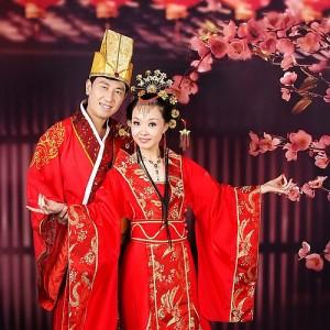 Свадебные традиции Поднебесной
