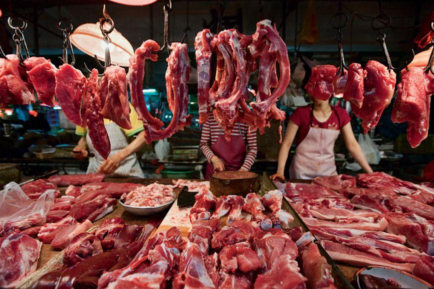 Свинина, как символ китайского процветания2