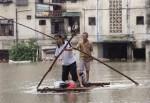 Сычуань – от землетрясения к наводнению