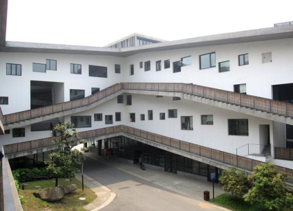Сяншаньский кампус Академии искусств Китая