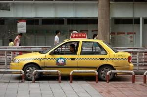 Цены, тарифы, километраж и счетчики у китайских такси