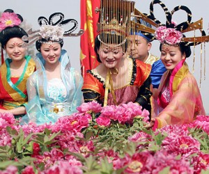 Цветы, пользующиеся популярностью в Поднебесной2