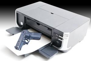 Тайваньская компания представила на всеобщее обозрение бюджетный объемный принтер