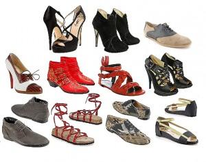 Такая разная китайская обувь