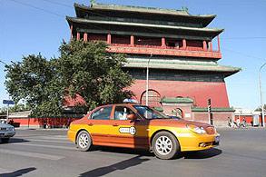 Такси и таксисты в Китае2